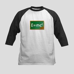 Einstein formula Baseball Jersey