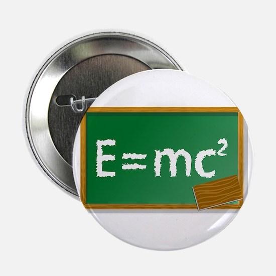 """Einstein formula 2.25"""" Button"""