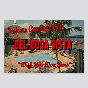FESTIVUS™ From Del Boca Vista Postcards (Pkg. of 8