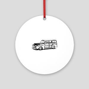 Toyota XB Scion Round Ornament