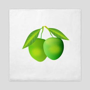 Mango Queen Duvet