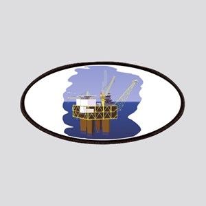 Oil rig Patch