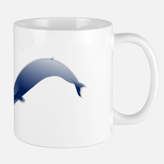 Blue whale Md Mugs