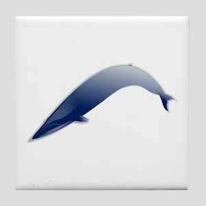 Blue whale Md Tile Coaster