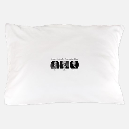 Hamilton SMFDRs main Pillow Case