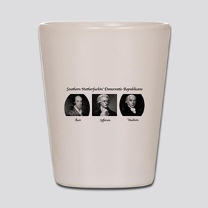 Hamilton SMFDRs main Shot Glass