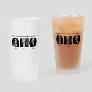 Hamilton SMFDRs main Drinking Glass