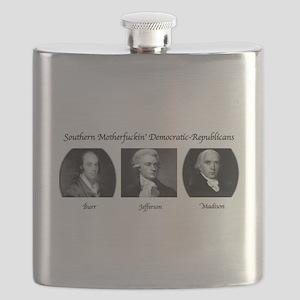 Hamilton SMFDRs main Flask