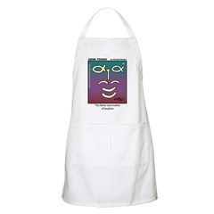 #90 Laughter BBQ Apron