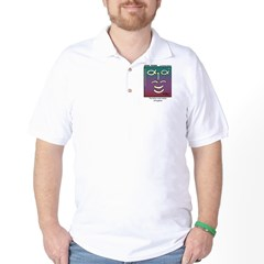 #90 Laughter Golf Shirt