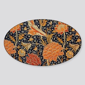 Floral by William Morris Sticker