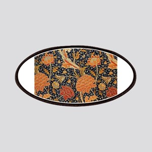 Floral by William Morris Patch