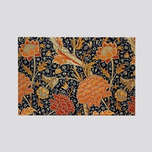 Floral by William Morris Magnets