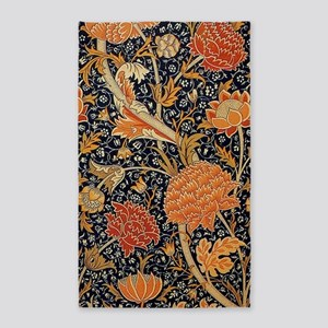 Floral by William Morris Area Rug