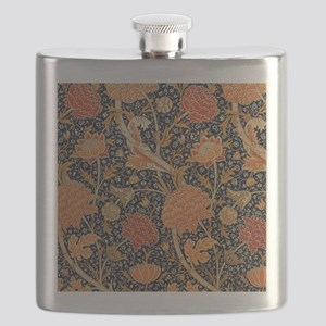 Floral by William Morris Flask