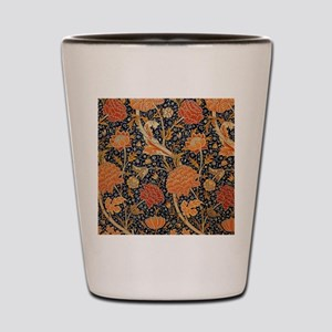 Floral by William Morris Shot Glass