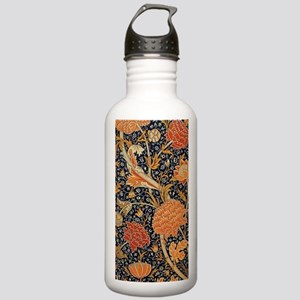 Floral by William Morris Water Bottle