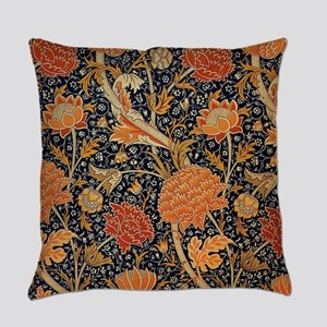 Floral by William Morris Everyday Pillow