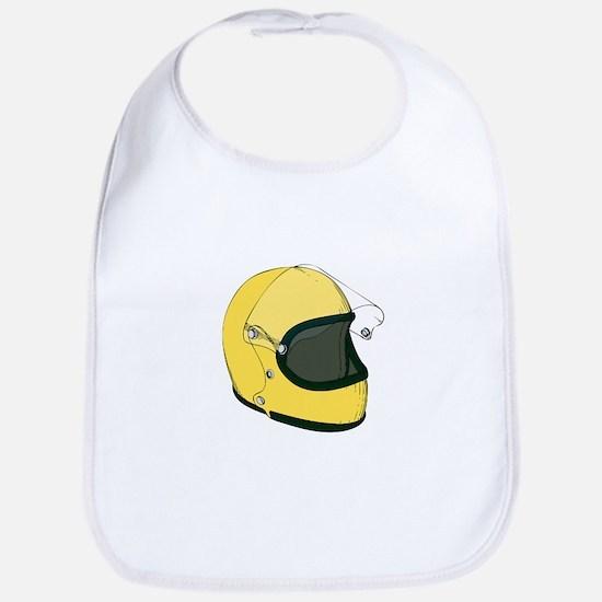 Crash Helmet Bib