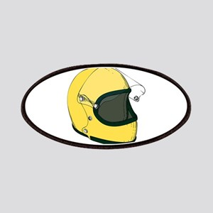 Crash Helmet Patch