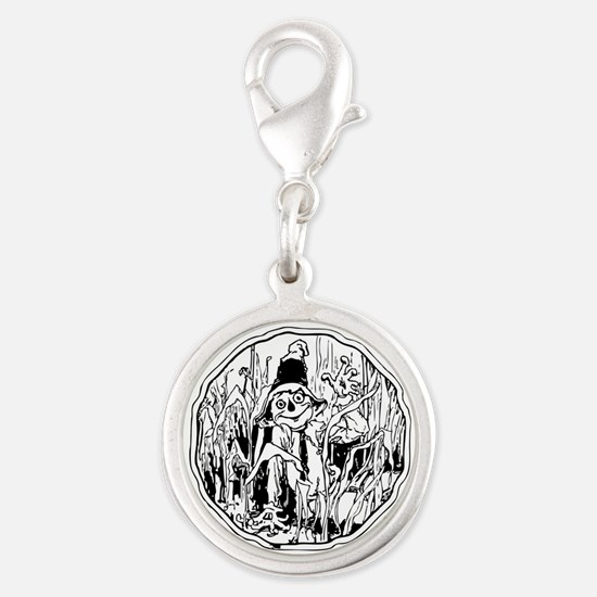 Scarecrow in the corn Charms