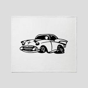 Studebaker Commander car Throw Blanket