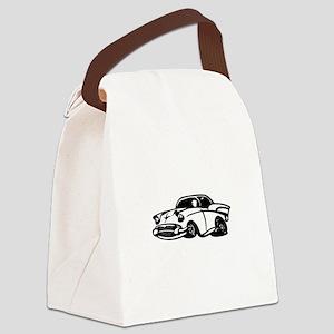 Studebaker Commander car Canvas Lunch Bag