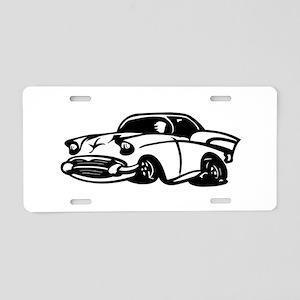 Studebaker Commander car Aluminum License Plate
