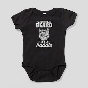 It's Not A Beard Baby Bodysuit