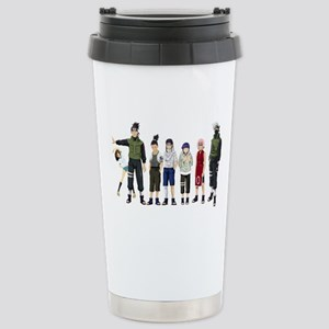 Anime characters Stainless Steel Travel Mug