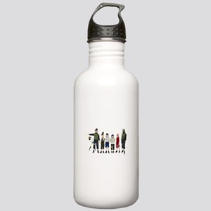 Anime characters Stainless Water Bottle 1.0L