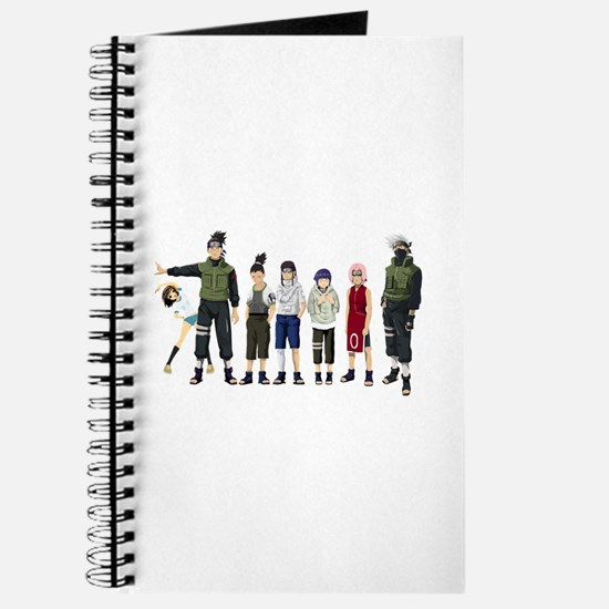 Anime characters Journal