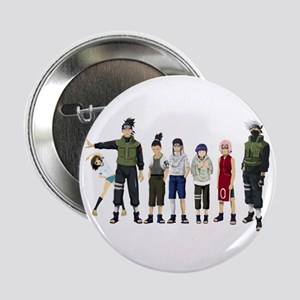 """Anime characters 2.25"""" Button"""