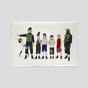 Anime characters Magnets