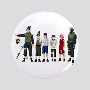 Anime characters Button
