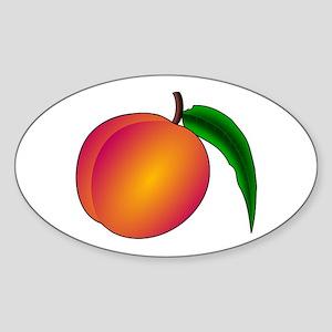 Coredump Peach Sticker