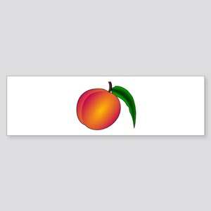 Coredump Peach Bumper Sticker