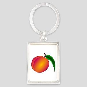 Coredump Peach Keychains