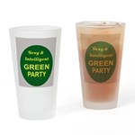 Your Green Party Drinking Glass