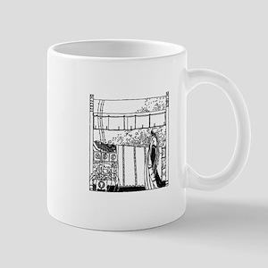 Death of Attila Mugs