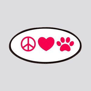 Peace, Love, Pets Patch