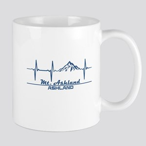 Mt. Ashland - Ashland - Oregon Mugs