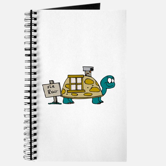 Turtle For Rent Journal