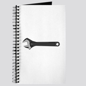 Adjustable Wrench clip art Journal