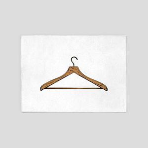 Coat Hanger 5'x7'Area Rug