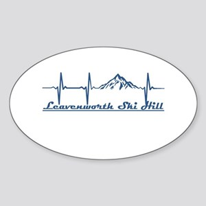 Leavenworth Ski Hill - Leavenworth - Was Sticker
