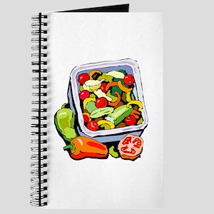 Vegetable salad mix Journal