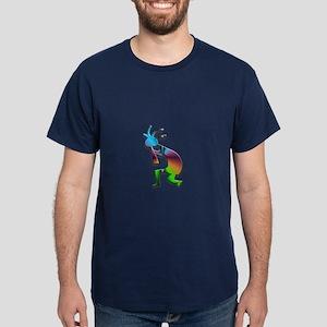 One Kokopelli #5 Dark T-Shirt