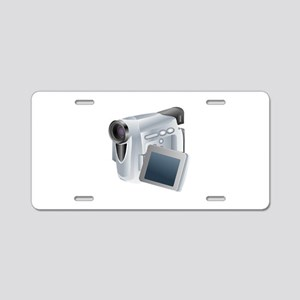 Camcorder Jh Aluminum License Plate