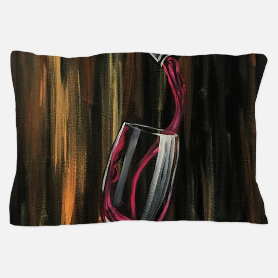 Fine Wine Pillow Case